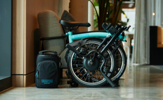 Brompton Bicycle MY21, Model Year 21
